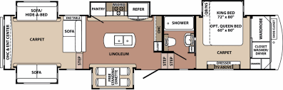 cardinal rv floor plans forest river blue ridge rvs for sale camping world rv sales