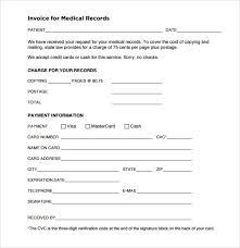 occupyhistoryus seductive medical invoice template free samples