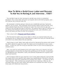 an example resume carbon consultant cover letter conservation