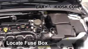 2013 ford focus check engine light replace a fuse 2012 2017 ford focus 2013 ford focus se 2 0l 4 cyl