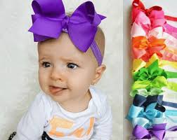 headbands for baby baby headbands etsy
