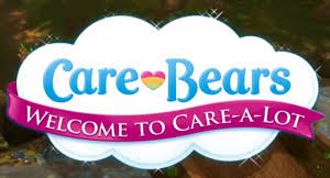 file care bears care lot title card png