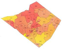 map of berks county pa pennsylvania radon map bucks county radon northton county