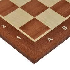 amazon com professional tournament chess board no 5 toys u0026 games