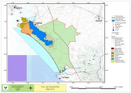 Hydrology Map South African National Parks Sanparks Official Website