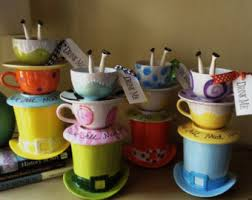 in mad hatter tea l