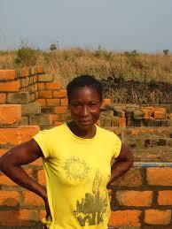 having a house built angola tearfund
