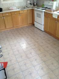kitchen flooring metal tile vinyl for kitchens subway rectangular