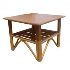 bamboo end tables foter