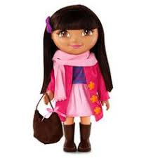 online play cute dora the explorer dress up game free at