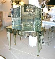 Vanity Folding Mirror Venetian Tri Fold Vanity Mirror Tri Fold Vanity Mirror New