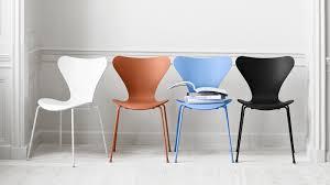 Chaise Serie 7 Series 7 Chair Clear Lacquer