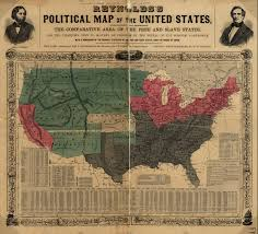 Pictures Of The United States Map by Reynolds U0027s Political Map Of The United States Designed To Exhibit