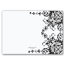 black and white invitation template musicalchairs us