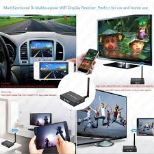 airplay mirroring apk 12v car wifi display dongle receiver airplay mirroring miracast hd