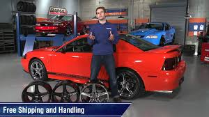 1999 Mustang Black Mustang Saleen Wheels 94 04 All Review Youtube