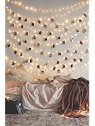 Bedroom Light Decorations Indoor String Lights