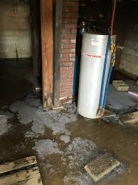 where did all the water in the basement come from home