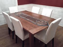 how to make a dining room table plain white kitchen cabinet
