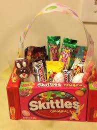 candy basket ideas 50th birthday candy basket and poem diy gift candy basket gift