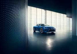 lexus blue color it took lexus 15 years to develop the new lc structural blue