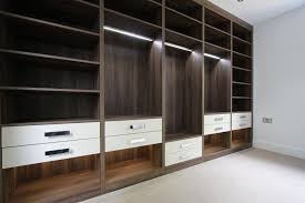 kitchen built in cupboard designs full cover side wall rustic