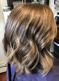 short brown hair with light blonde highlights shocking natural blonde highlights in brown hair light with color