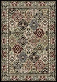 Black And Brown Area Rugs Dynamic Rugs Ancient Garden 57008 3233 Multi 32 Black Area Rug