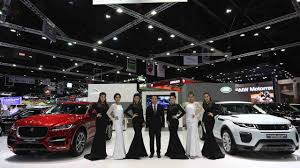 land rover thailand press conference bangkok international motor show 2017 youtube