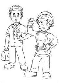 fireman sam pictures print colouring pages 4 sonic