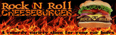 rock n roll cheeseburger podcast comedians musicians sketch