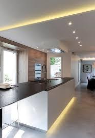 plafond de cuisine design eclairage plafond cuisine acquipac de mat et spots faux newsindo co