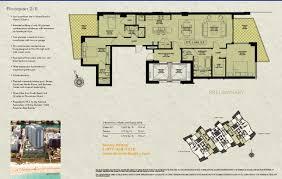 3 Story Beach House Plans Mosaic Miami Beach Condo 3801 Collins Ave Florida 33141