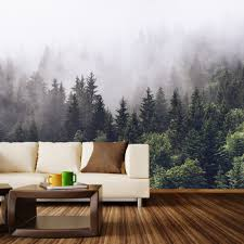 best ideas wall mural decals inspiration home designs fresh wall walls need love misty forest wall mural reviews wayfair walls need love misty forest wall mural reviews wayfair