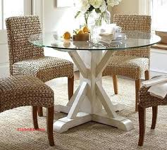 Glass Top Pedestal Dining Room Tables Glamorous Glass Dining Table Pedestal Base Of Top