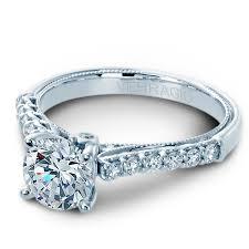 wedding rings classic images Verragio vintage white gold diamond engagement ring designer jpg