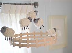 Sheep Nursery Decor Baby Nursery Decor Adorable Beautiful Hanging