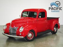 1940 Ford Pickup Red Youtube