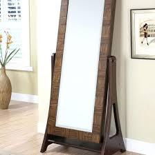 Ikea Wall Mount Jewelry Armoire Wall Mounted Mirror Jewelry Armoire Large Wood Box White Jewellery