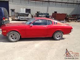 toyota celica convertible for sale uk celica ra28 liftback