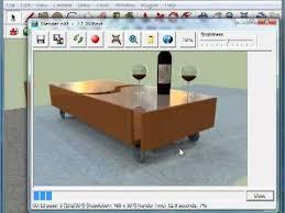 sketchup rendering simple object rendering using irender nxt