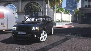 jeep srt 2006 2010 jeep grand cherokee srt8 gta5 mods com