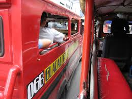 philippine jeepney inside vincent vanderveken cebu city