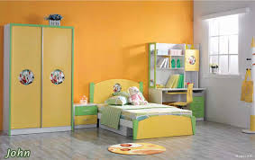 Majestic Looking Kids Bedroom Designer  Three Children Bedroom - Designer kids bedroom furniture