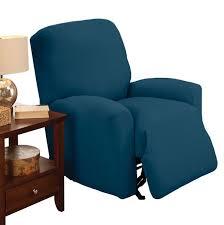 andover mills box cushion recliner slipcover u0026 reviews wayfair