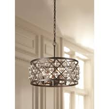 home decorators collection lighting home decorators collection pennington crest 4 light antique bronze