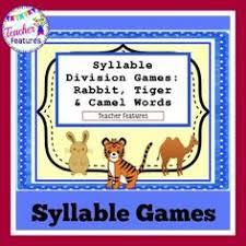 cv v vc syllables syllable vc cv v cv and vc v division