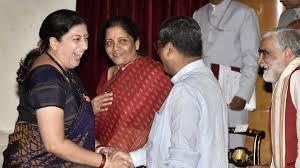 Modi Cabinet List Cabinet Reshuffle Highlights Parrikar Praises Sitharaman Prabhu