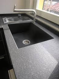 lavelli granito top cucina bulthaup in granito nero assoluto fiammato e spazzolato