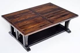 Weathered Wood Coffee Table Marvelous Weathered Wood Coffee Table Distressed Wood Furniture